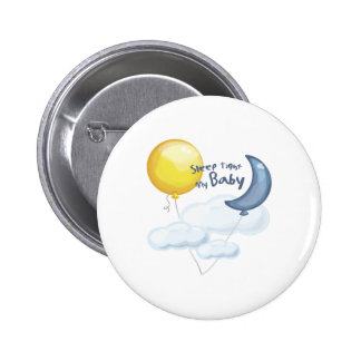 Sleep Tight Pinback Buttons