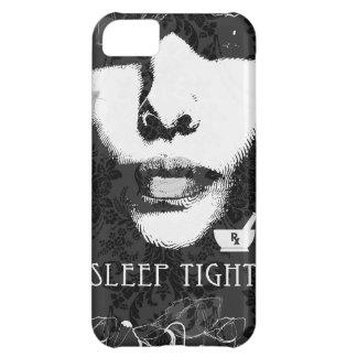 Sleep Tight Jane Black and white iPhone 5C Covers