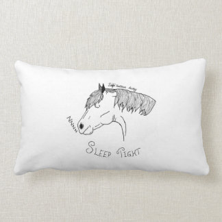SLEEP TIGHT kudde. Pillow