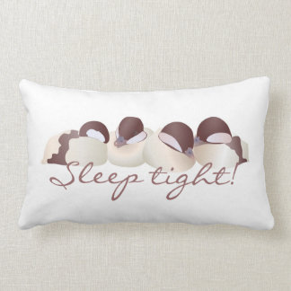 Sleep Tight Lumbar Pillow