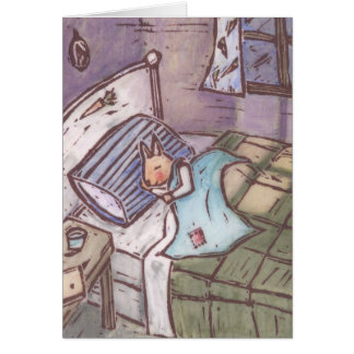 Sleep Tight Notecard Stationery Note Card