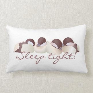 Sleep Tight Throw Pillows