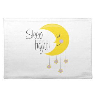 Sleep Tight Cloth Placemat