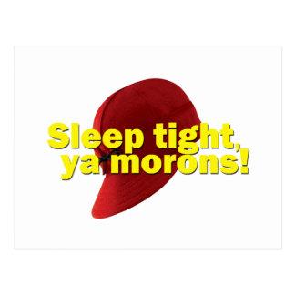 Sleep Tight Postcard
