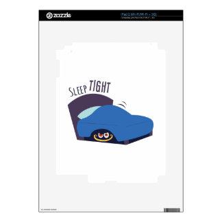 Sleep Tight Decals For iPad 2