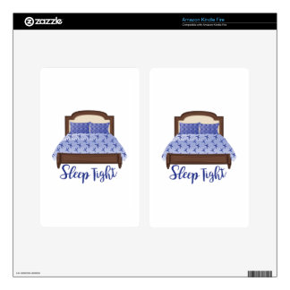 Sleep Tight Skins For Kindle Fire