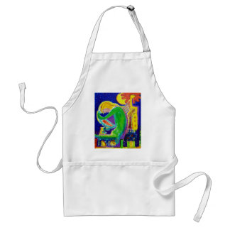 Sleep to Escape Adult Apron