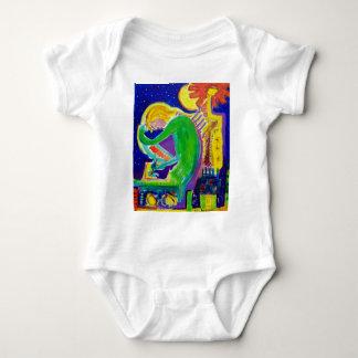 Sleep to Escape Baby Bodysuit
