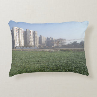 Sleep well accent pillow