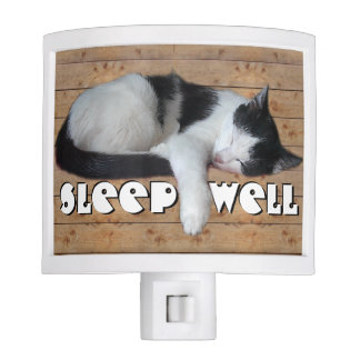 Sleep well Kitty Night Light