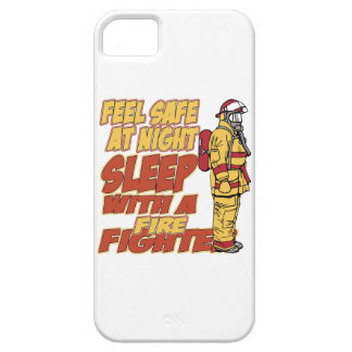 Sleep with a Firefighter iPhone SE/5/5s Case
