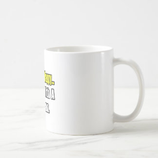 Sleep With a German Coffee Mug