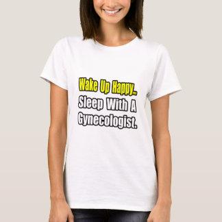 Sleep With a Gynecologist T-Shirt
