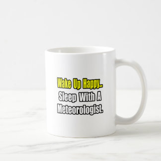Sleep With a Meteorologist Coffee Mug