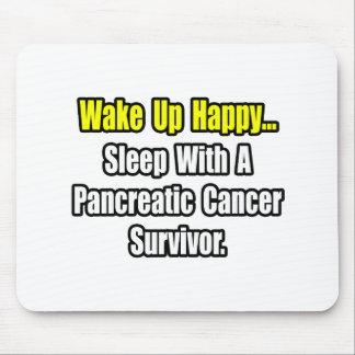 Sleep With a Pancreatic Cancer Survivor Mouse Pad