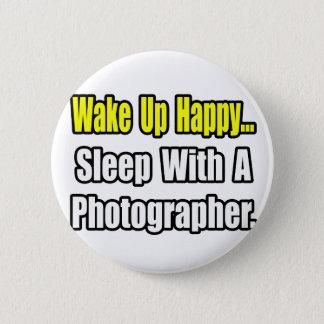 Sleep With a Photographer Pinback Button