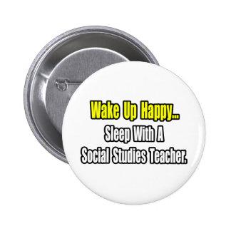Sleep With A Social Studies Teacher Pins