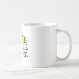 Sleep With A Veterinarian Coffee Mugs