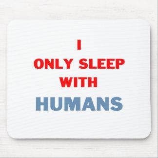 Sleep with Huymans Mouse Pad