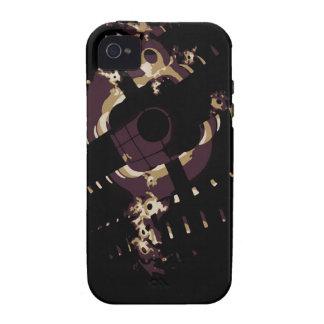 Sleep With One Eye Open iPhone 4 Cases