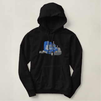 Sleeper Cab Embroidered Hoodie