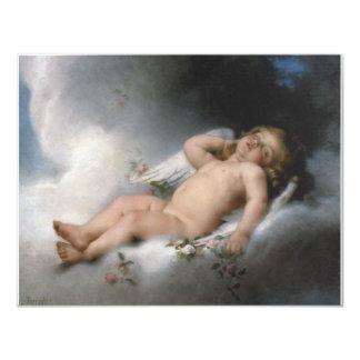*Sleeping Angel* by Leon Jean Basile-Perrault Card