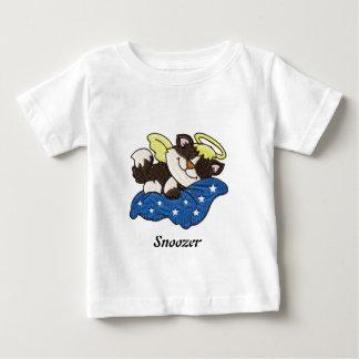Sleeping Angel Snoozer - Toddlers Basic T Tshirts