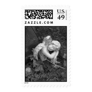 Sleeping Angel Stamp