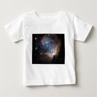 Sleeping Angel Star Cluster Baby T-Shirt