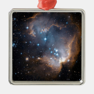 Sleeping Angel Star Cluster Christmas Ornaments