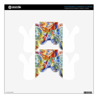 Sleeping Animals by Franz Marc Skin For PS3 Controller