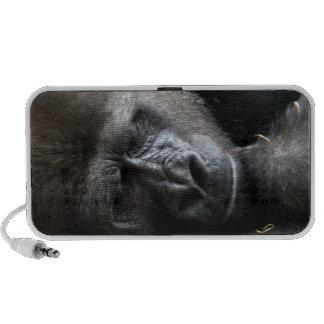 sleeping ape travelling speakers