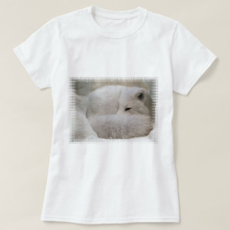 Sleeping Arctic Fox T-Shirt