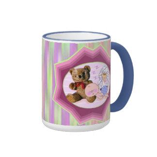Sleeping Baby Ringer Mug