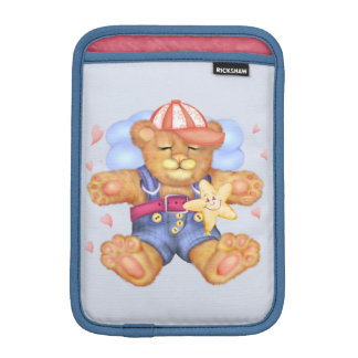SLEEPING BEAR BABY CARTOON iPad Mini Sleeve For iPad Mini