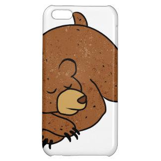 sleeping bear cartoon iPhone 5C cover