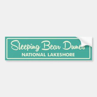 Sleeping Bear Dunes National Lakeshore Bumper Sticker
