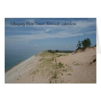 Sleeping Bear Dunes National Lakeshore Notecard Cards