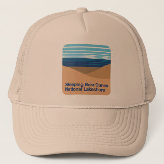 Sleeping Bear Dunes National Lakeshore Trucker Hat