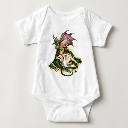 Sleeping Beauty Baby Bodysuit