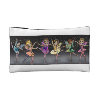Sleeping Beauty Ballet Fairies Mini Bag