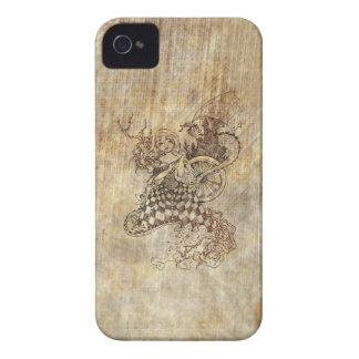 Sleeping Beauty iPhone 4 Covers