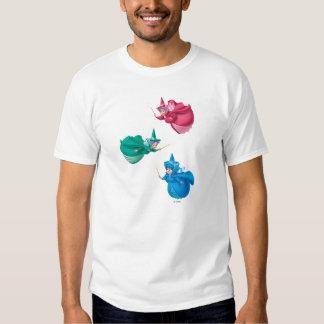 Sleeping Beauty Fairies T-Shirt