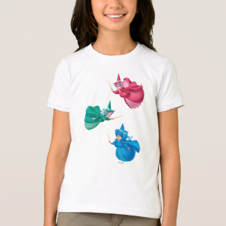 Sleeping Beauty Fairies T-Shirt