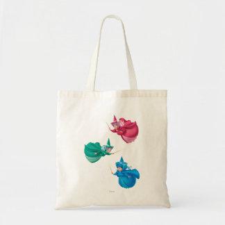 Sleeping Beauty Fairies Tote Bag