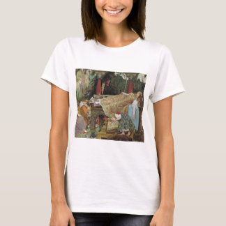 Sleeping Beauty in the Pavilion T-Shirt