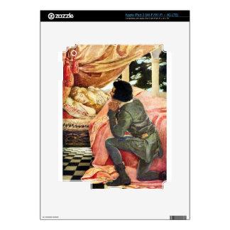 Sleeping Beauty iPad 3 Skins