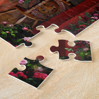 Sleeping Beauty Jigsaw Puzzle