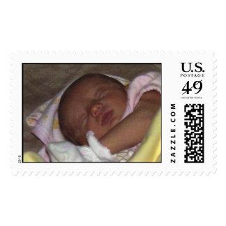 Sleeping Beauty Postage Stamp