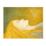 Sleeping Beauty Postcard